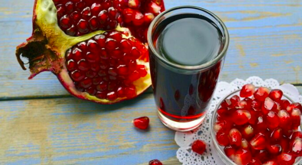 Pomegranate juice protects the brain's children